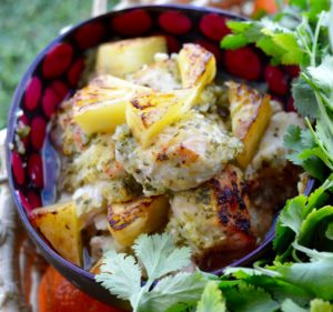 Deliciously Piquant Pineapple Chicken