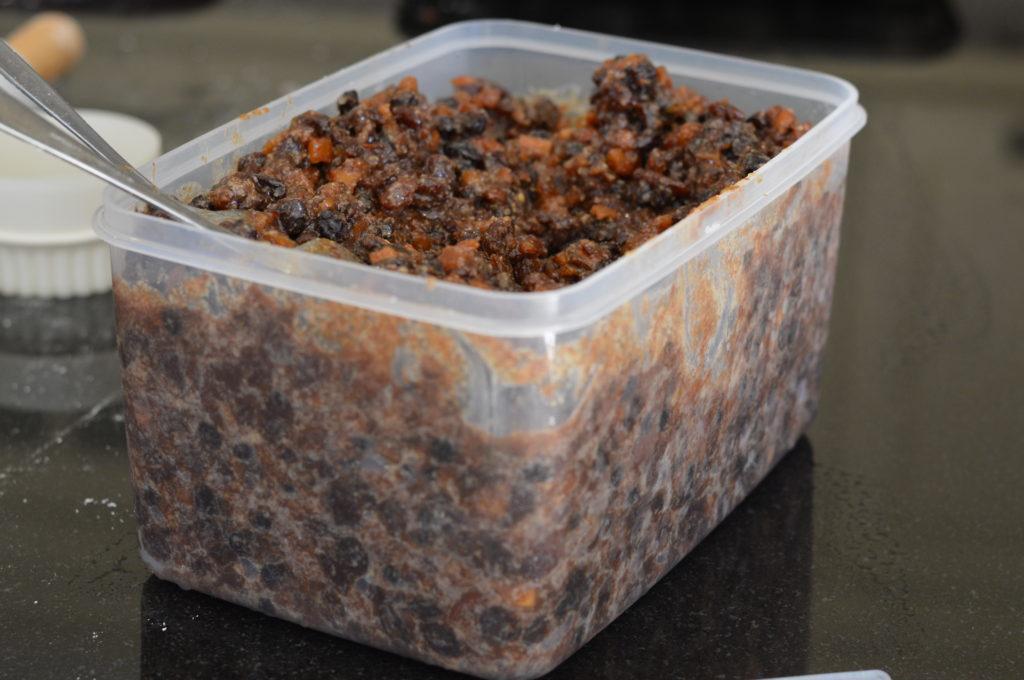 3.75 kg of mincemeat