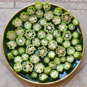 Aunty Maria's Okra | Healthy Little Okra Recipes