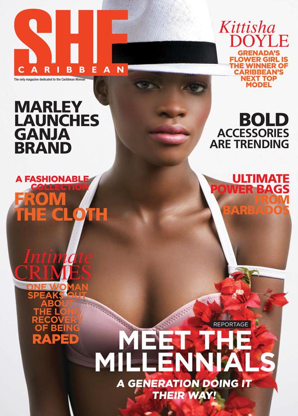 Sun Temple Food in She Carribean Magazine