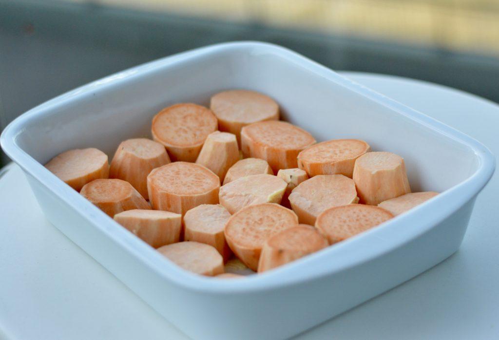 Sweet Potato Cooking
