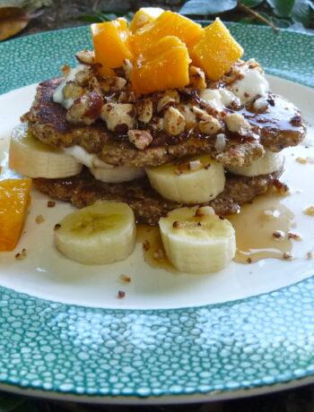 Coco-Loco Pancakes Recipe