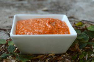 Harissa sauce