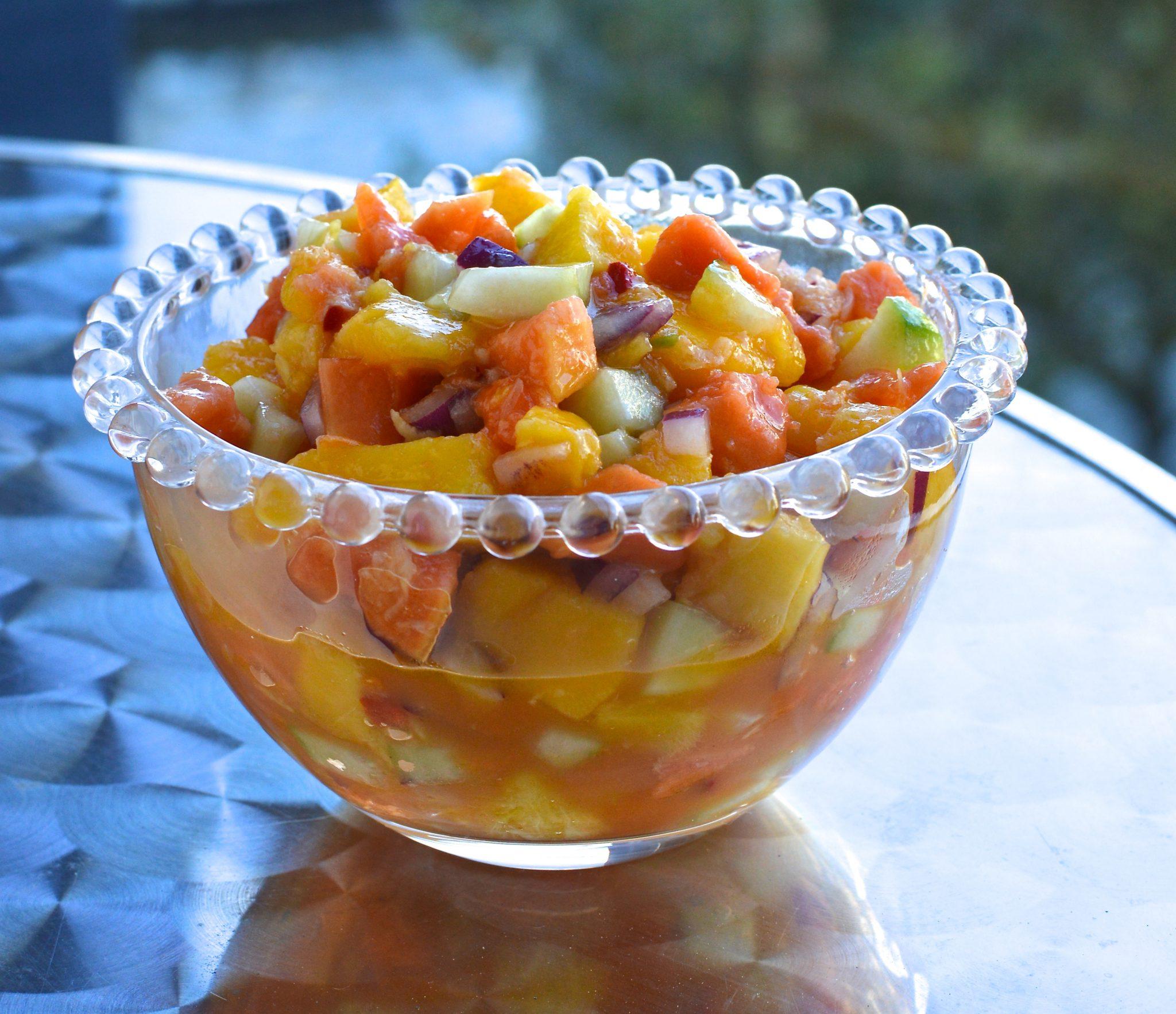 Pistachio Tuna Dish