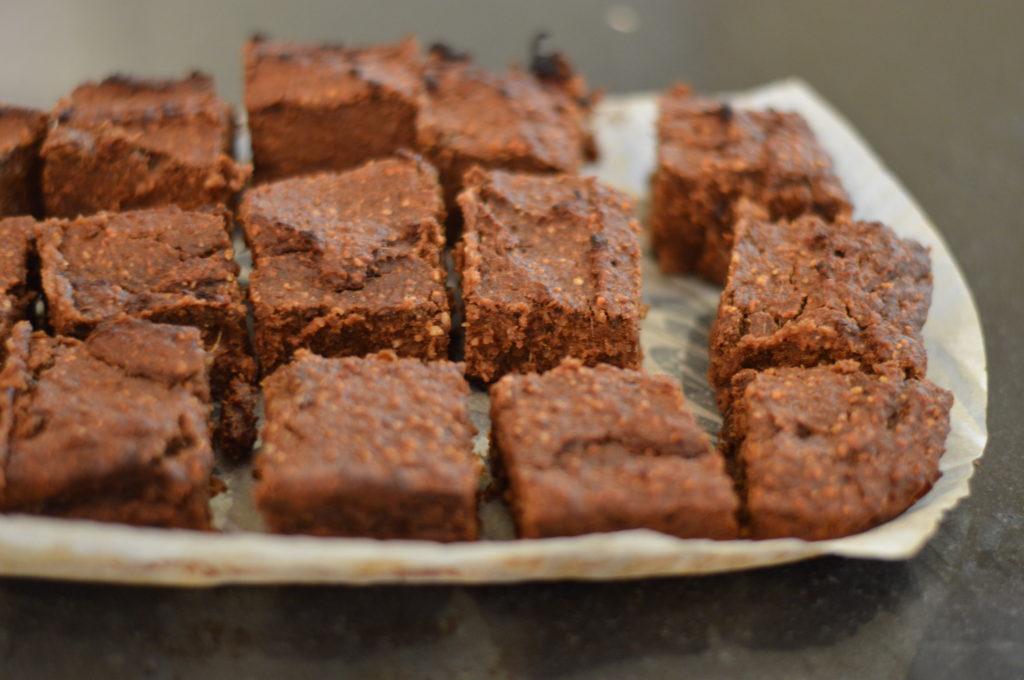 Baked Brownies - Gluten Free