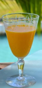 Lassi Drink Recipe   Paw paw, Mango and Lime
