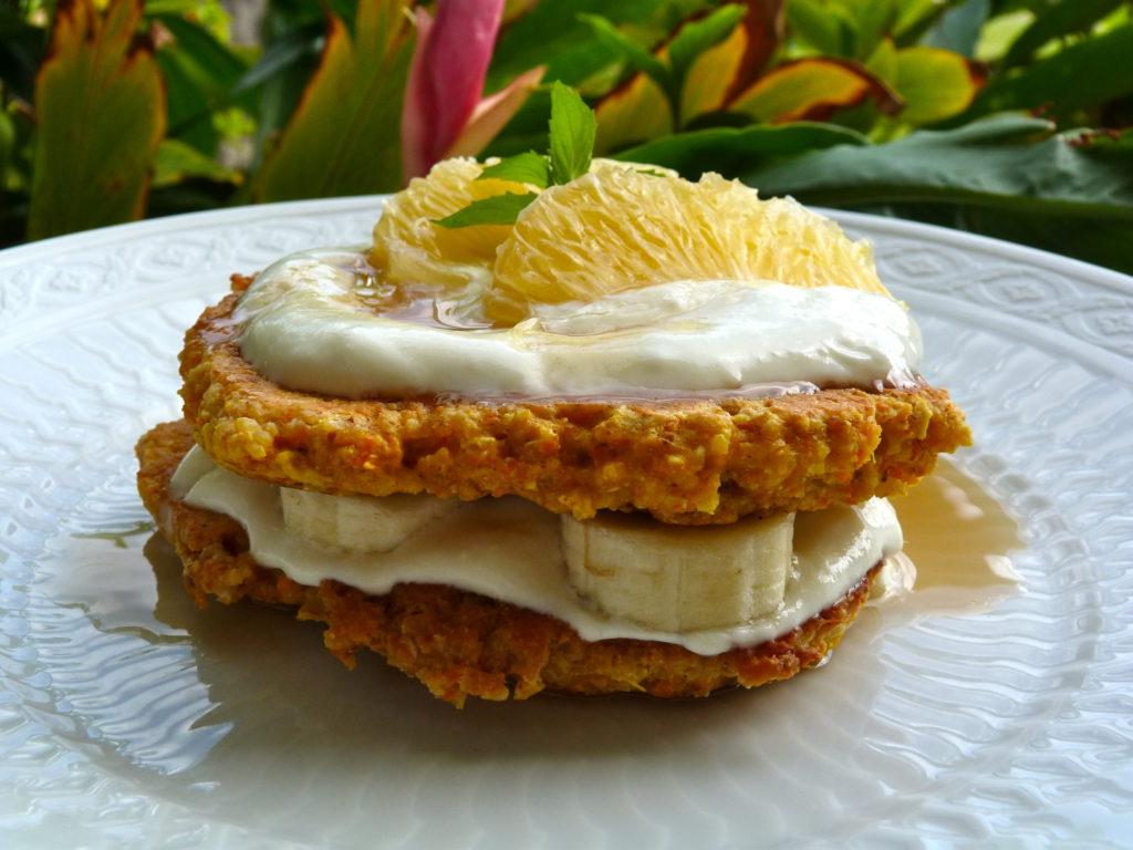 Health Pancake Recipe