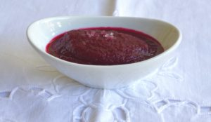 Beetroot Purée Recipe