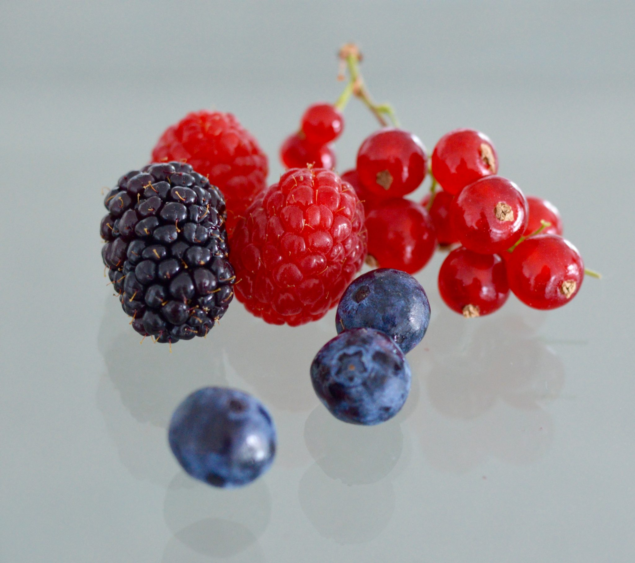 English summer berries