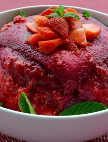 English Summer Pudding Recipe