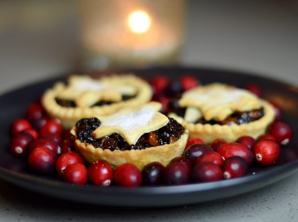 Mouthwatering Mince pies
