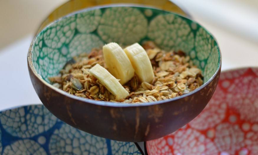 Homemade Granola - The Gestational Diabetes Diet