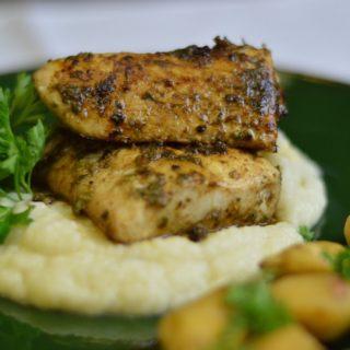Mahi Mahi Fish Fillet Recipe