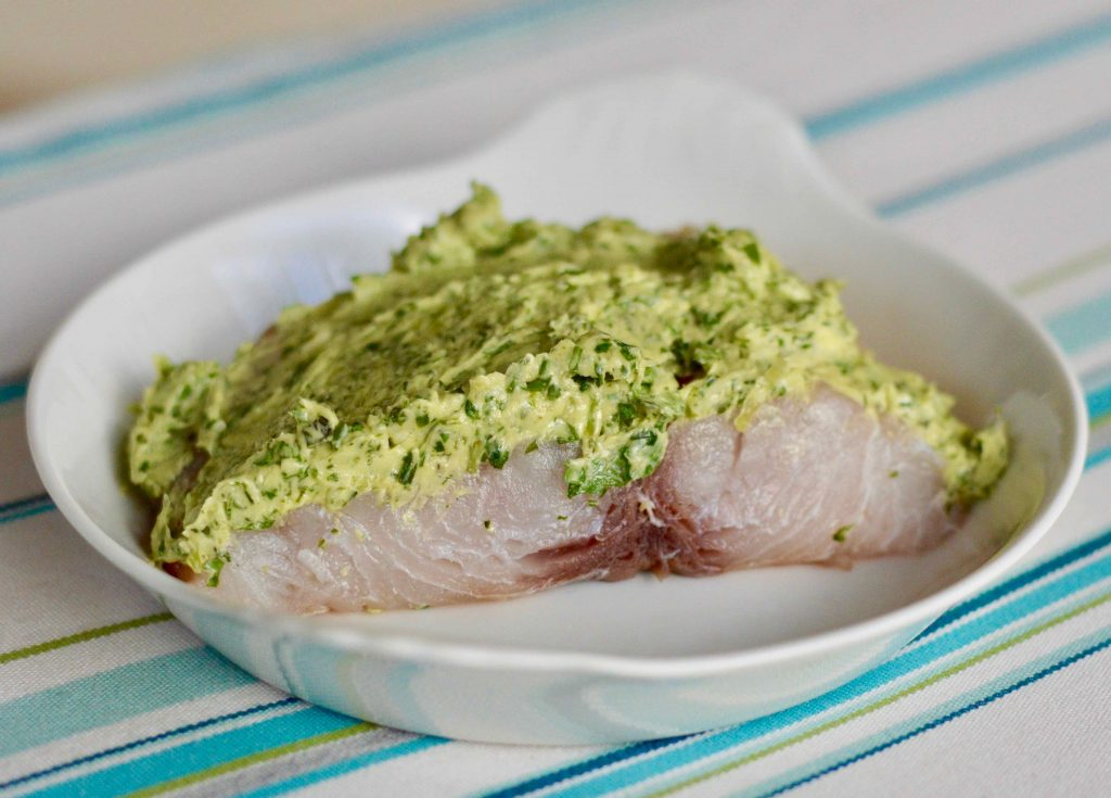 Dorado Mahi Mahi Fish Recipe : Preparing the dish