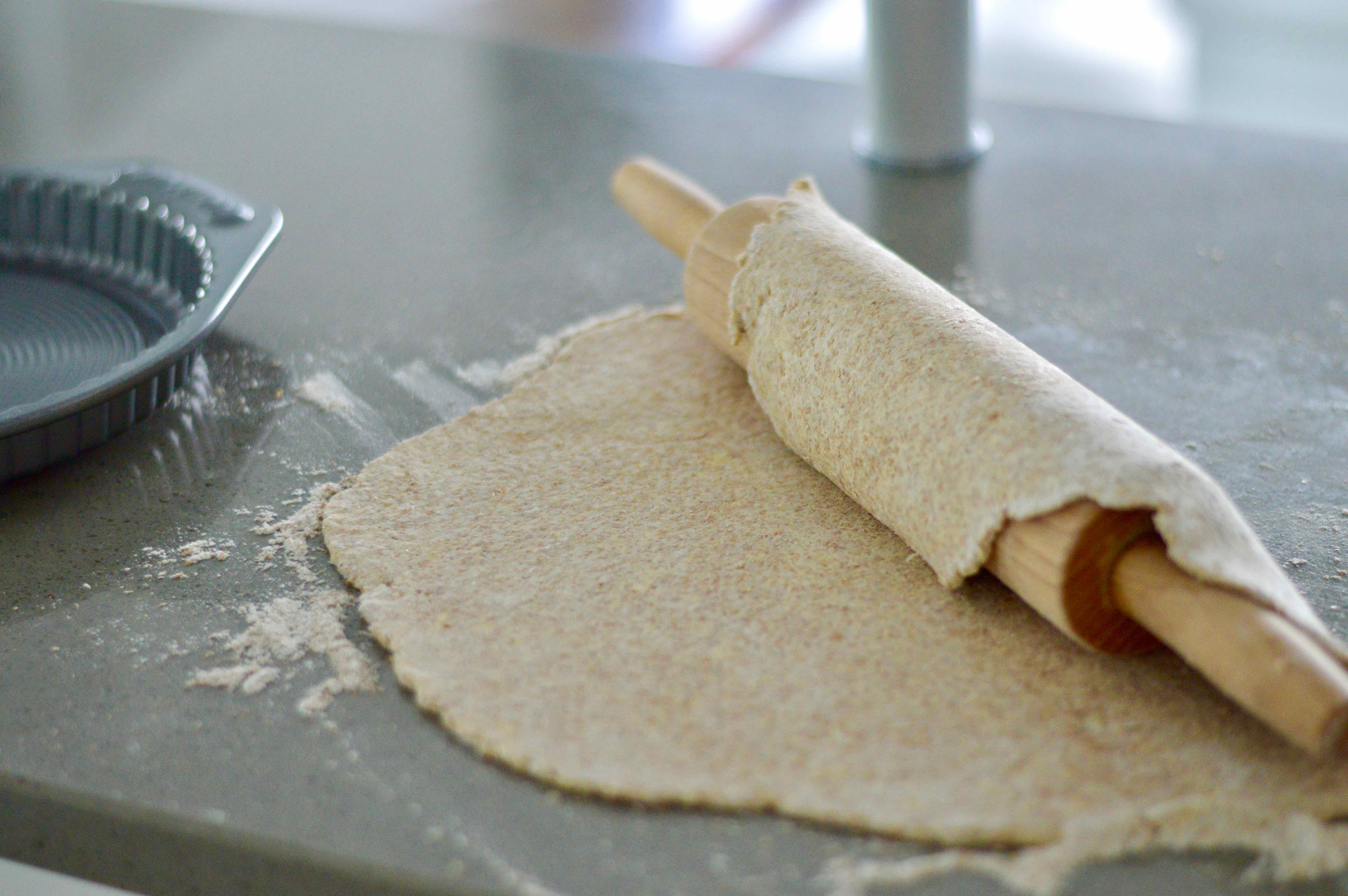 Rolling your Pastry